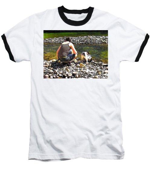 A Perfect Day Baseball T-Shirt