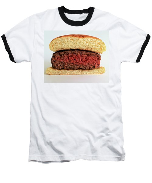 A Rare Hamburger Baseball T-Shirt