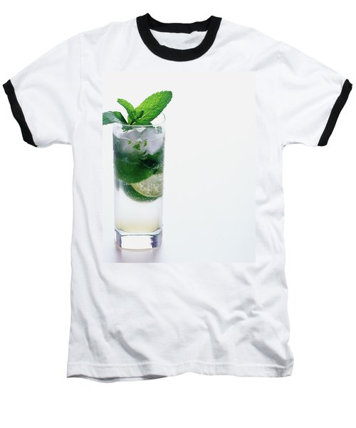 A Sloppy Joe's Mojito Baseball T-Shirt