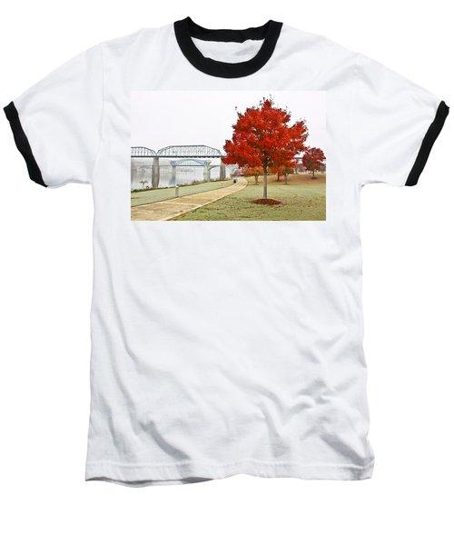 A Soft Autumn Day Baseball T-Shirt