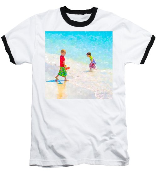 A Summer To Remember V Baseball T-Shirt