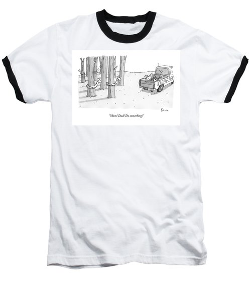 A Truck For Ed's Pool Toys Drives Pool Toys Baseball T-Shirt