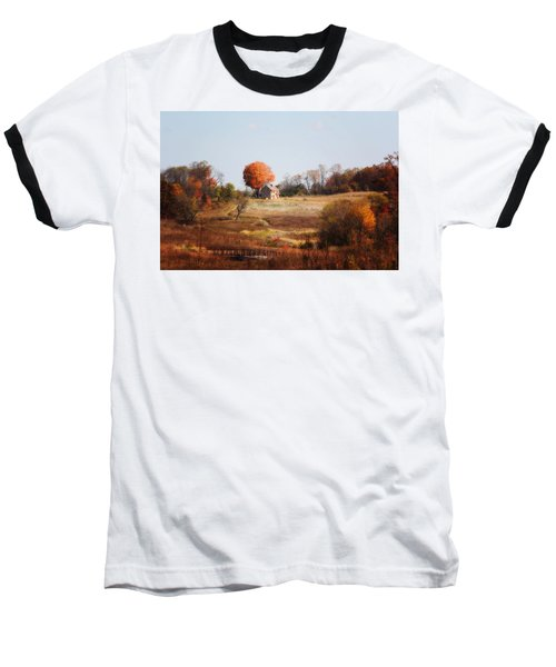 A Walk In The Meadow Baseball T-Shirt
