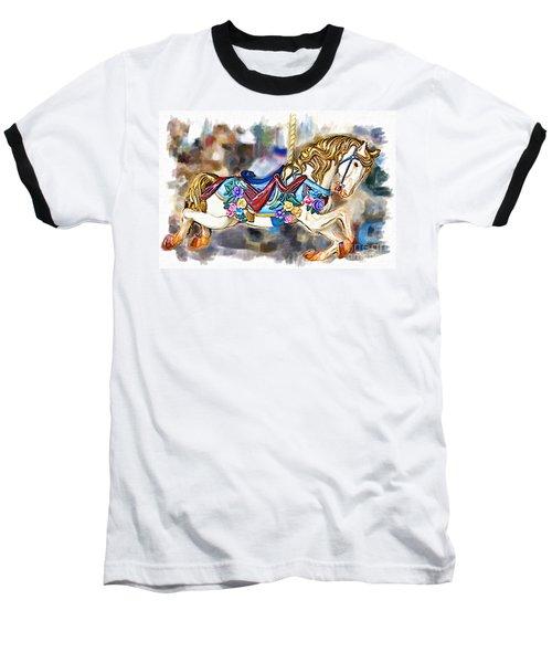 A World Of Popcorn And Candy Baseball T-Shirt