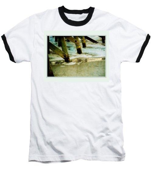 Ab Pilings Baseball T-Shirt