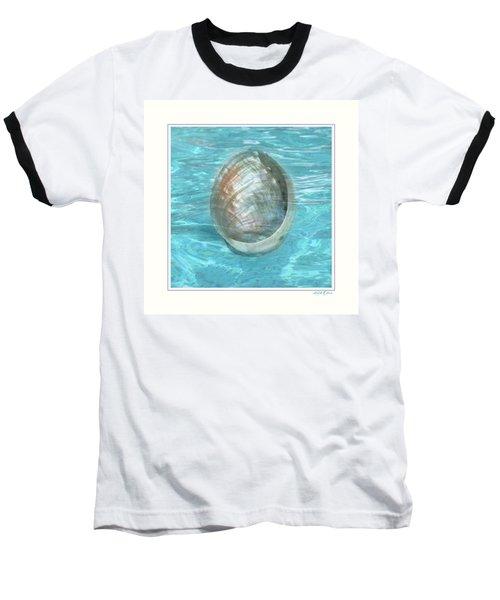 Abalone Underwater Baseball T-Shirt