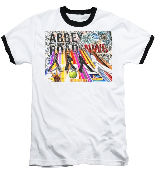 Abbey Road Baseball T-Shirt