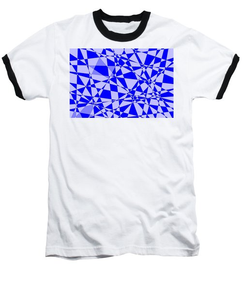 Abstract 151 Baseball T-Shirt