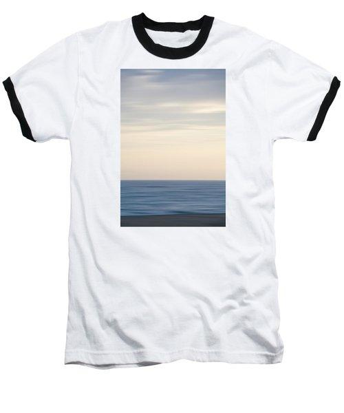 Abstract Seascape No. 04 Baseball T-Shirt