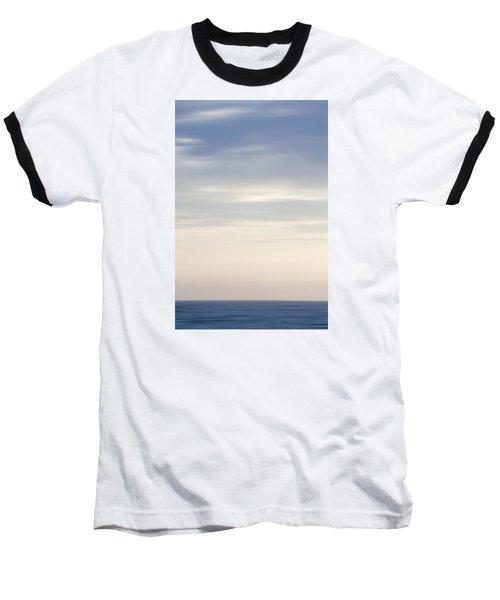 Abstract Seascape No. 05 Baseball T-Shirt