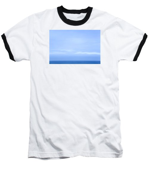 Abstract Seascape No. 07 Baseball T-Shirt