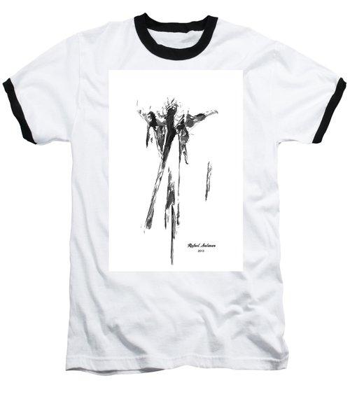 Abstract Series I Baseball T-Shirt