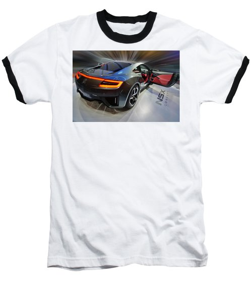Acura N S X  Concept 2013 Baseball T-Shirt