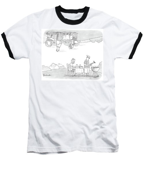 Add Your Own Caption Week #292 Baseball T-Shirt