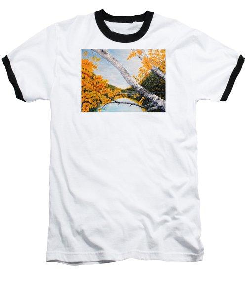 Adirondacks New York Baseball T-Shirt