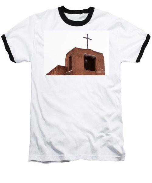 Adobe Steeple Baseball T-Shirt