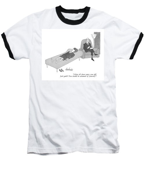 After All These Years Baseball T-Shirt