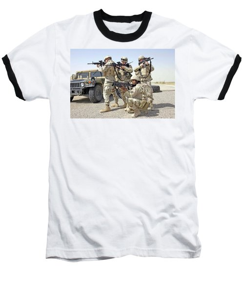 Baseball T-Shirt featuring the photograph Air Force Squadron by Science Source