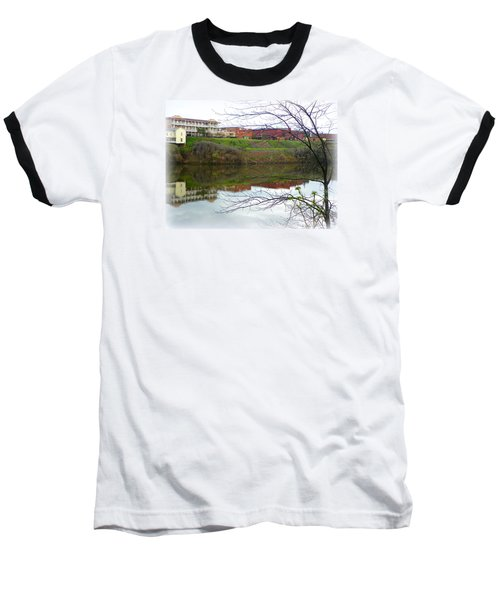 Alabama River Selma 3 Baseball T-Shirt