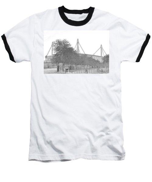 Alamo Dome Baseball T-Shirt
