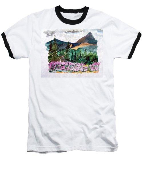 Alaska - Cantwell Baseball T-Shirt