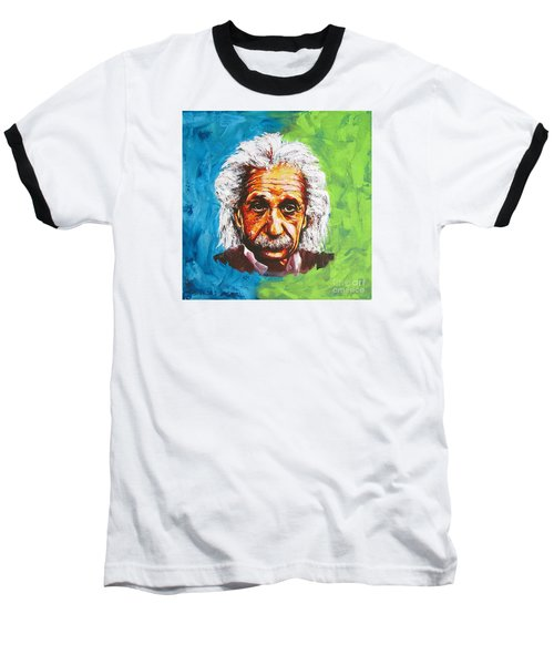 Albert Tribute Baseball T-Shirt