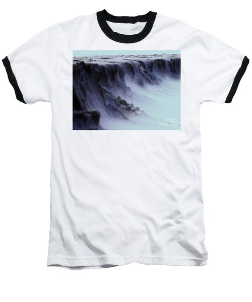 Alien Landscape The Aftermath Part 2 Baseball T-Shirt