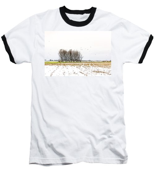 Almost Winter Baseball T-Shirt