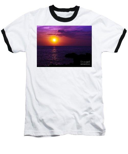 Aloha I Baseball T-Shirt