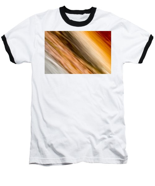 Amber Diagonal Baseball T-Shirt