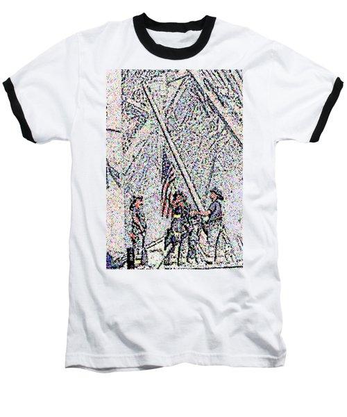 American Spirit Baseball T-Shirt