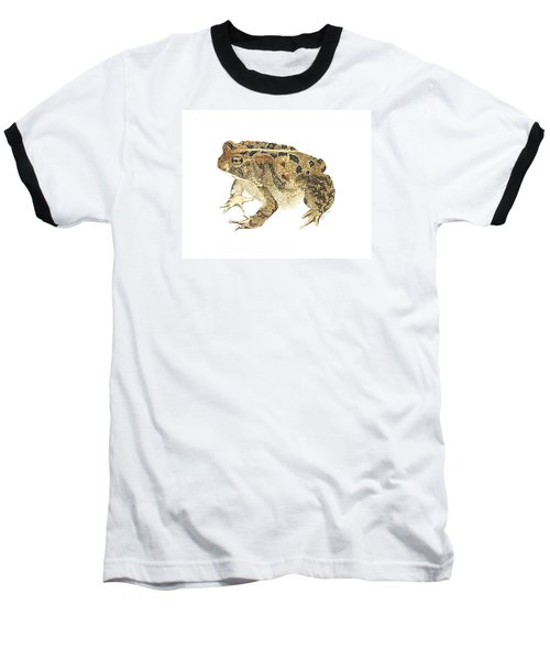 American Toad Baseball T-Shirt