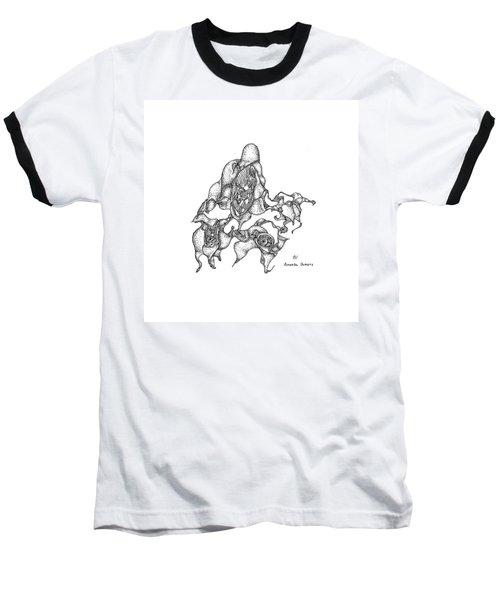 Amoeba Dancers Baseball T-Shirt
