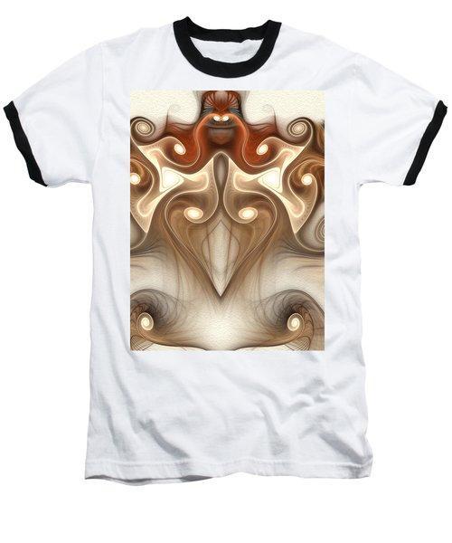 Ancient Carving Baseball T-Shirt