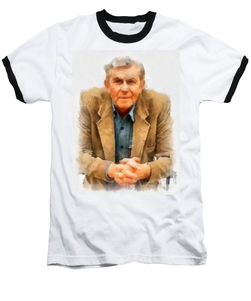 Andy Griffith Baseball T-Shirt