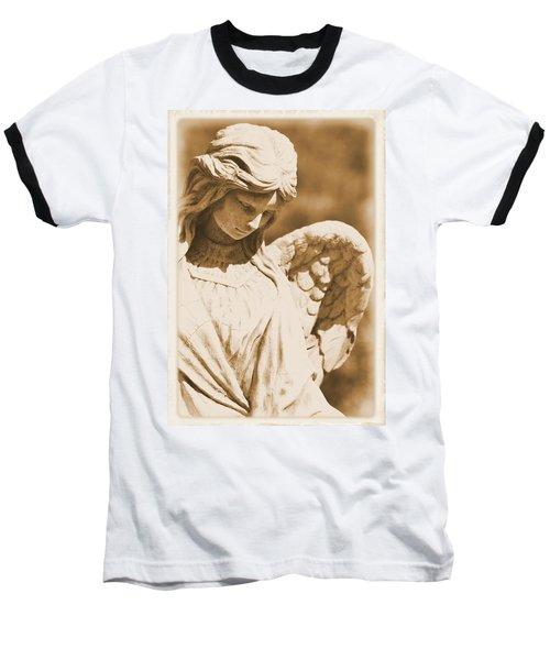 Angel Of Grace Baseball T-Shirt