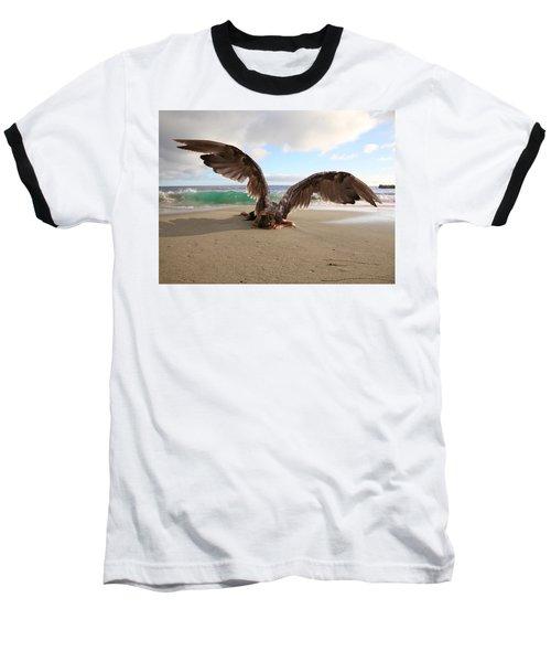 Angels- We Shall Not All Sleep Baseball T-Shirt