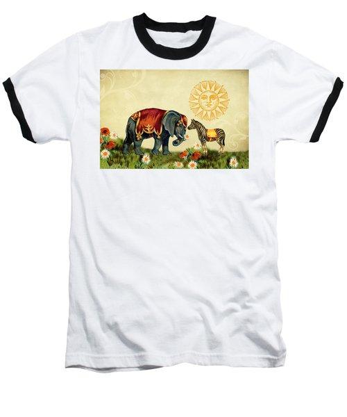 Animal Love Baseball T-Shirt