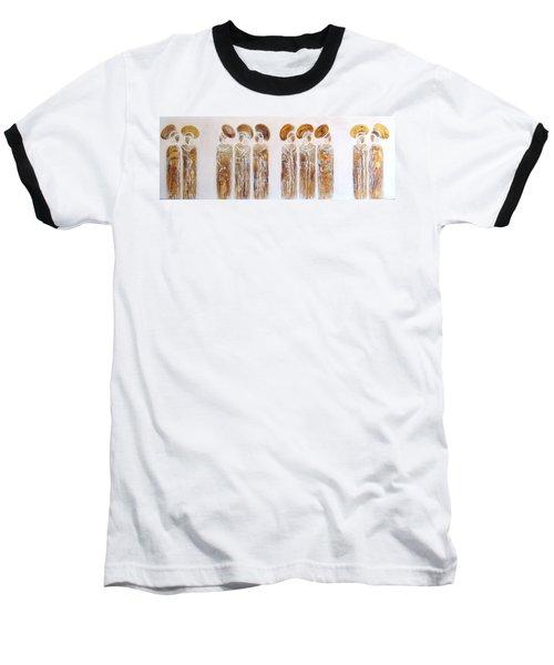 Antique Copper Zulu Ladies - Original Artwork Baseball T-Shirt