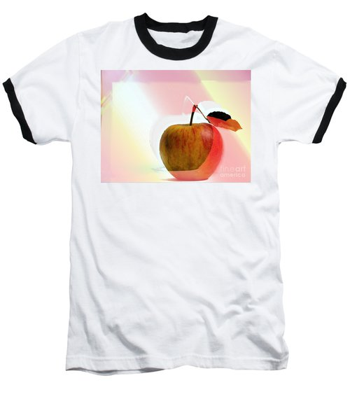 Apple Peel Baseball T-Shirt