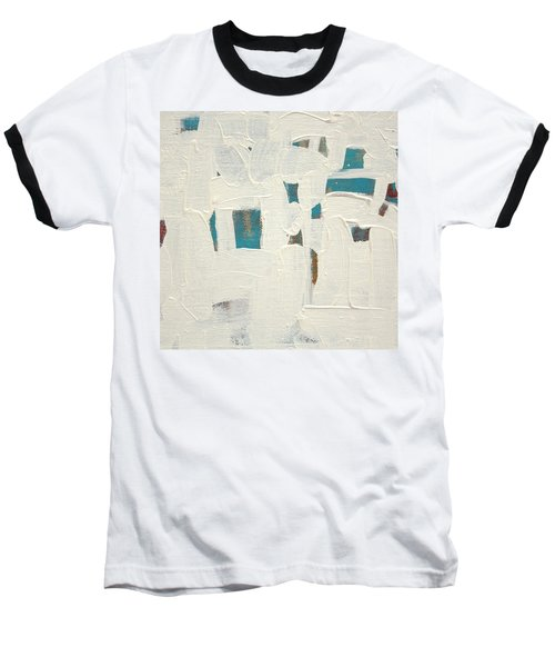 Baseball T-Shirt featuring the painting Aqueous  C2013 by Paul Ashby