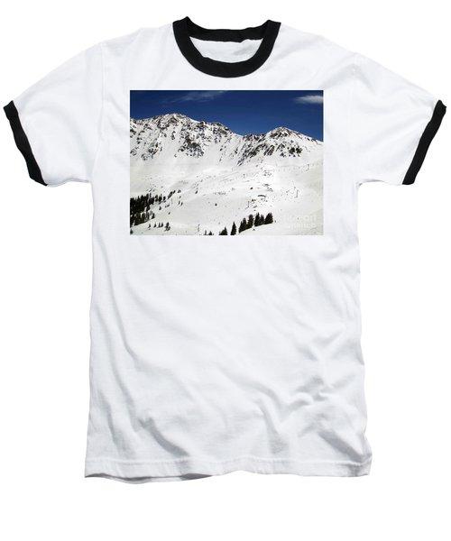 Arapahoe Basin Ski Resort - Colorado          Baseball T-Shirt
