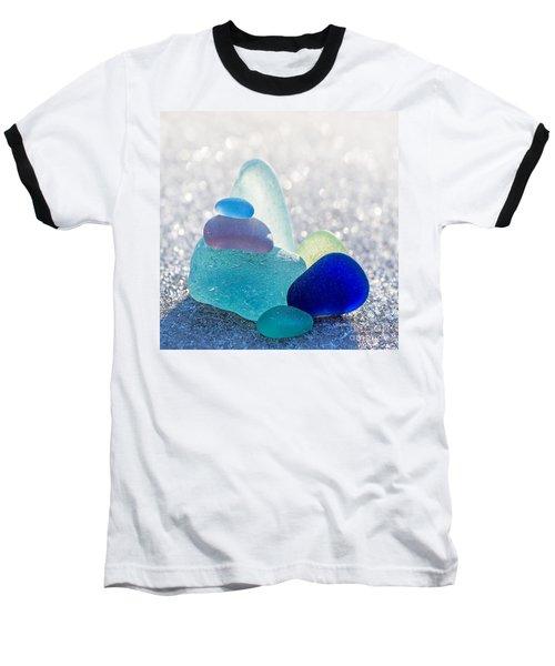 Arctic Peaks Baseball T-Shirt