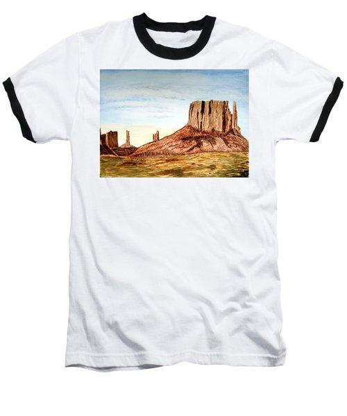 Arizona Monuments 2 Baseball T-Shirt