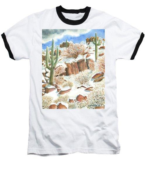 Arizona The Christmas Card Baseball T-Shirt
