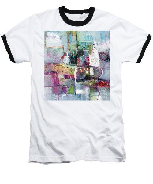 Art And Music Baseball T-Shirt