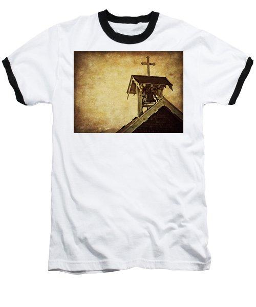 As The Bell Tolls  Baseball T-Shirt