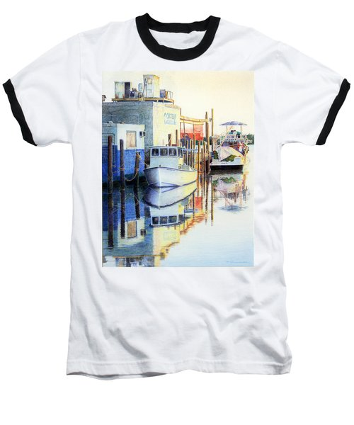 At Cortez Docks Baseball T-Shirt