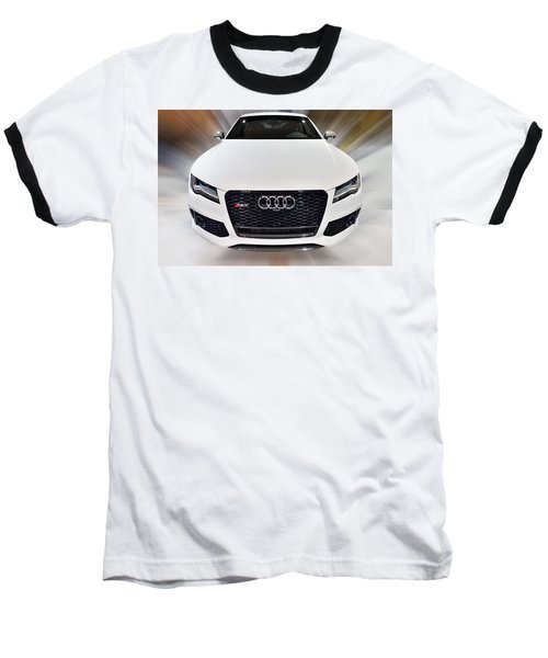 Audi  R S 7 Quattro 2014 Baseball T-Shirt