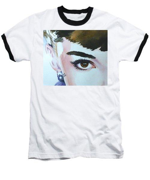 Audrey Baseball T-Shirt